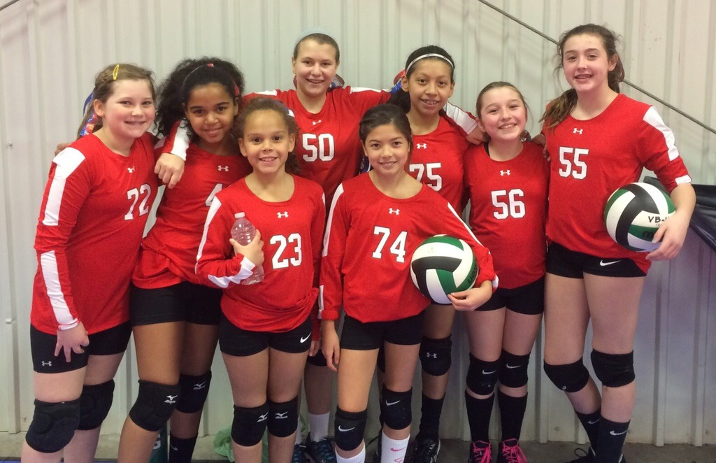 Youth Volleyball | Cherry Hill Volleyball Club
