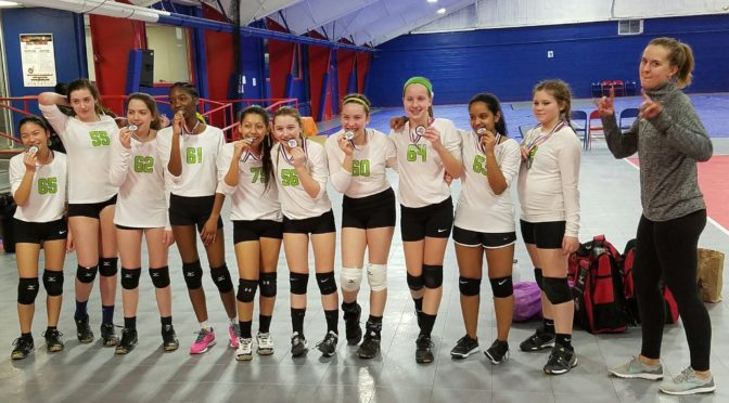 CHVBC 13 Lions Earn Silver in North Jersey