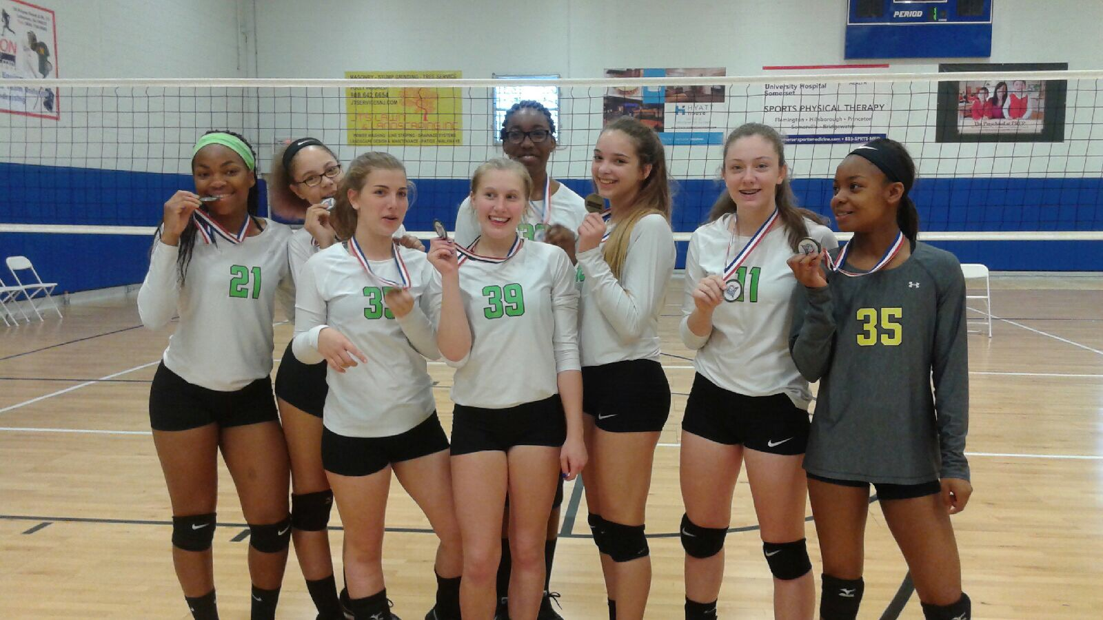 Cherry Hill Volleyball Club Page 4