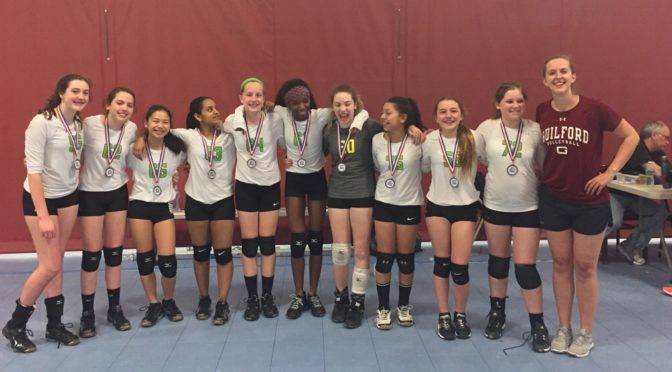 CHVBC 13 Lions Finish 2nd at Regionals