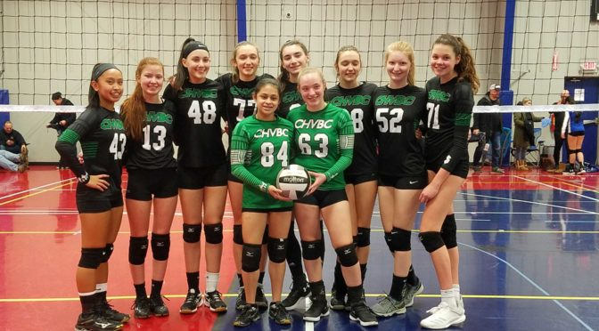 CHVBC 14 Novas Win In GEVA Competition