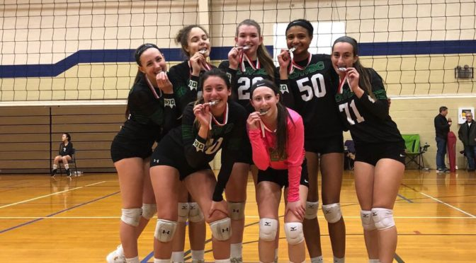 CHVBC 16 Spartans WIN AGAIN
