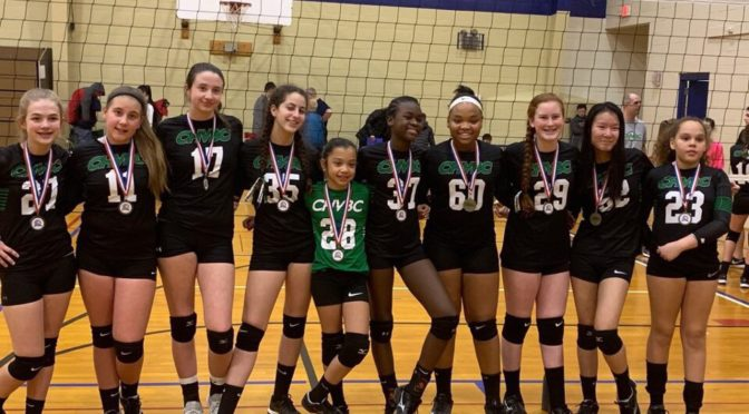 13 Fusion Win In All-CHVBC final