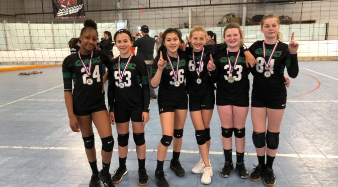 CHVBC 12 Predators Finish 1st at GEVA Regionals