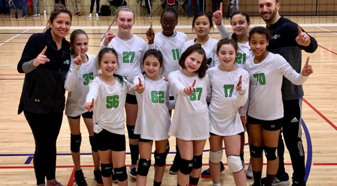 CHVBC 11 Thunder finish 1st in geva play